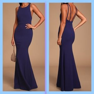 Dream About You Backless Maxi Dress